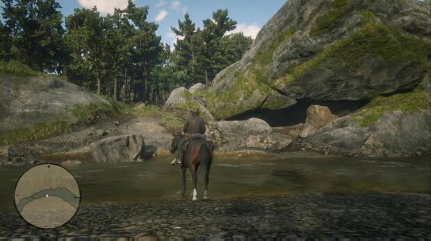 red dead redemption 2 - hombre lobo2
