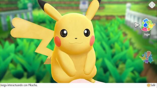 Pokémon Let's Go - Ciudad Verde: juega con tu pokémon