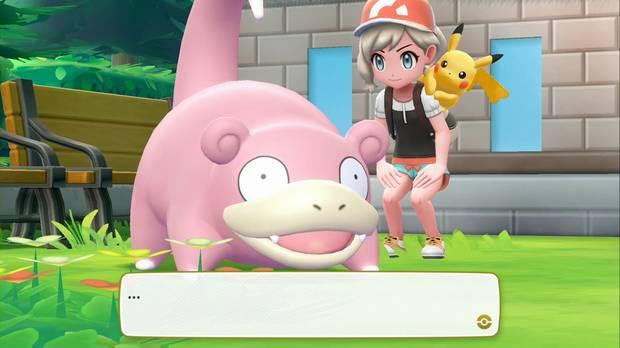 Imagen de Pokémon Let's GO Pikachu y Eevee de Vandal.