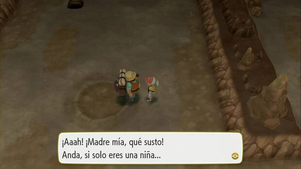 Pokémon Let's Go - Monte Moon: Montañero Marcos
