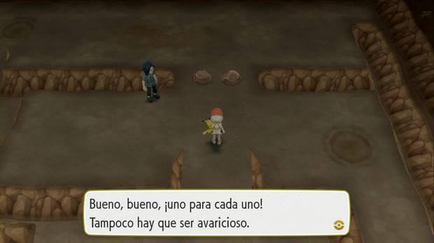 Pokémon Let's Go - Monte Moon: escoge un fósil