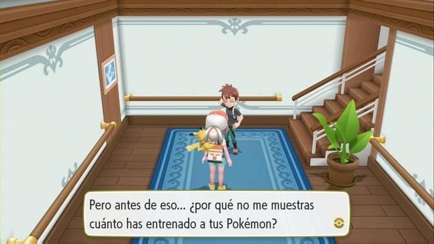 Pokémon Let's Go - SS Anne: tu rival