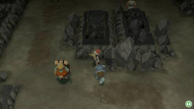Pokémon Let's Go - Túnel Roca: desvíos al mismo sitio