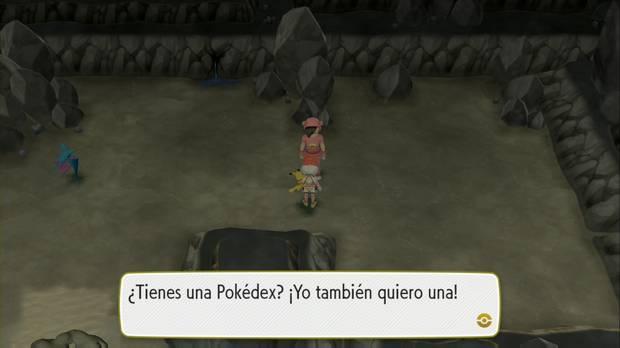 Pokémon Let's Go - Túnel Roca: enemigos