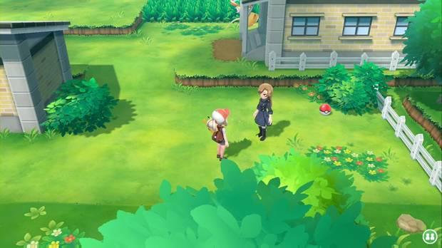 Pokémon Let's Go - Ruta 7: Entrenadora Guay