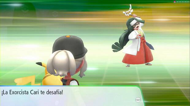 Pokémon Let's Go - Torre Pokémon: exorcistas