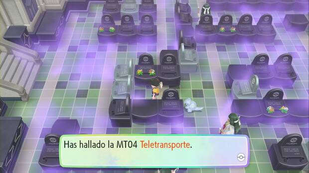Pokémon Let's Go - Torre Pokémon: MT04