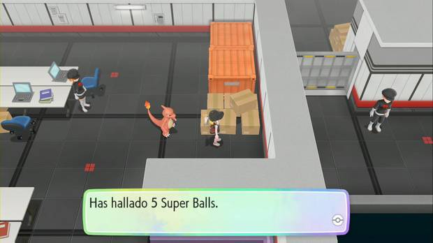Pokémon Let's Go - Guarida del Team Rocket: recluta