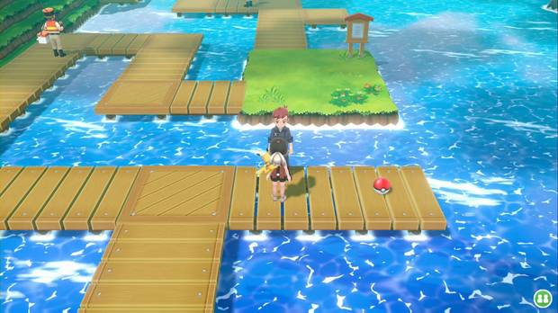 Pokémon Let's Go - Ruta 12: Ultra Ball