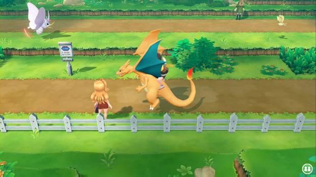 Pokémon Let's Go - Ruta 15: Hperpoción