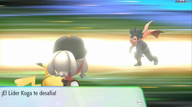 Pokémon Let's Go - Ciudad Fucsia: Koga