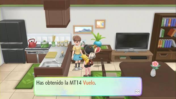 Pokémon Let's Go - Ruta 16: T14 Vuelo