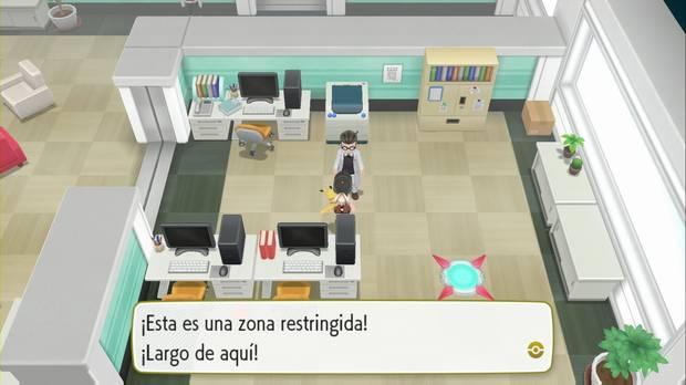 Pokémon Let's Go - Silph SA 3