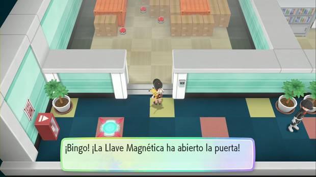 Pokémon Let's Go - Silph SA 4