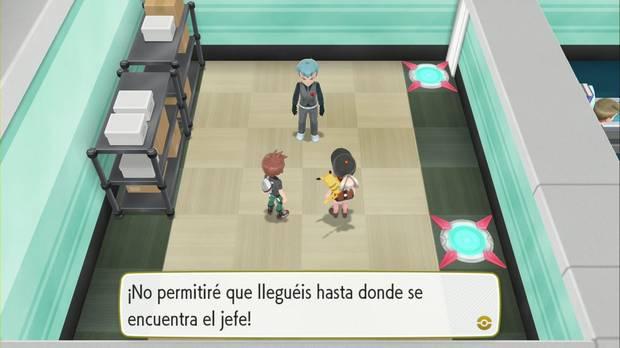 Pokémon Let's Go - Silph SA 8