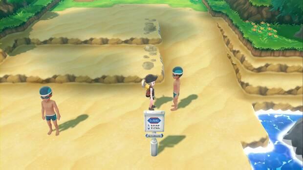 Pokémon Let's Go - Ruta 19: Cura Total