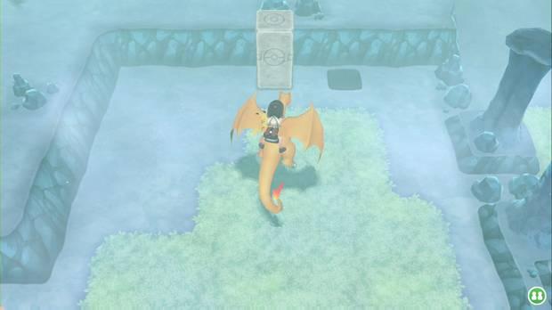 Pokémon Let's Go - Islas Espuma: primera roca