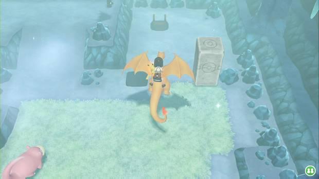 Pokémon Let's Go - Islas Espuma: segunda roca