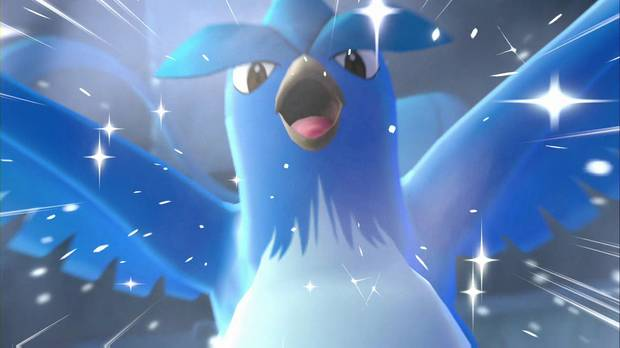 Pokémon Let's Go - Islas Espuma: Articuno