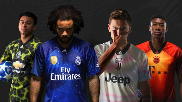 Asensio y Casemiro presentan la 5ª equipación del Real Madrid en FIFA 19 Imagen 2