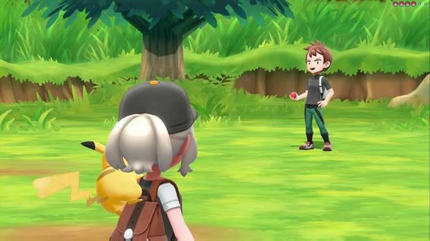 Pokémon Let's Go - Ruta 23: Rival
