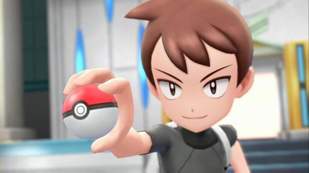 Pokémon Let's Go - Meseta Añil: Rival