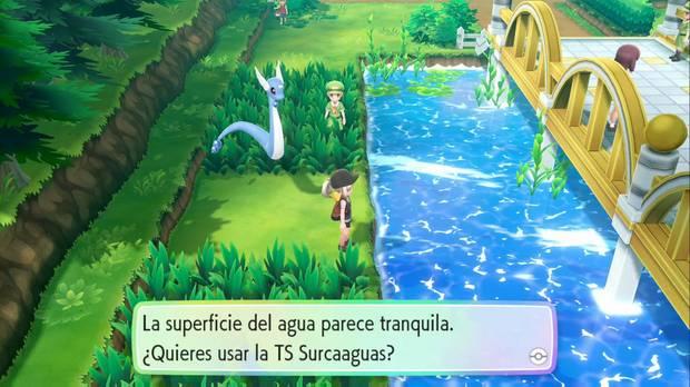Pokémon Let's Go - Cueva Celeste: acceso desde la Ruta 24