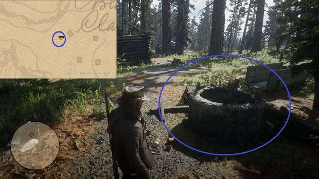 Easter Egg Zombie Red Dead Redemption 2