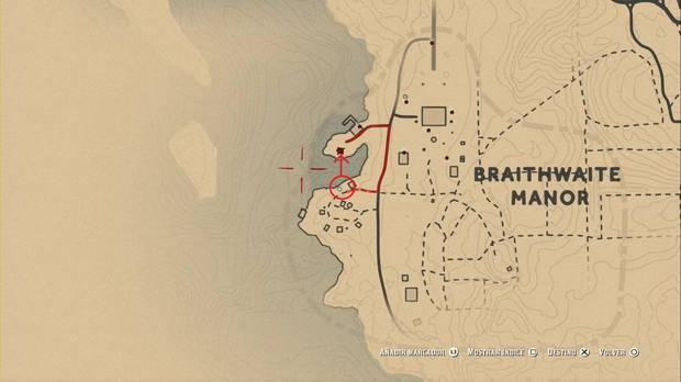 Red Dead Redemption 2 - El camino del amor verdadero: ruta para no ser descubierto