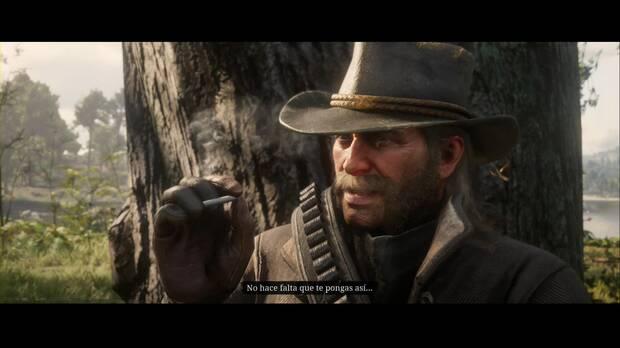 Red Dead Redemption 2 - Un error sin mala intención: Arthur no se fía de Uncle