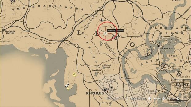 Red Dead Redemption 2 - Misiones de forastero: las iniquidades de la historia