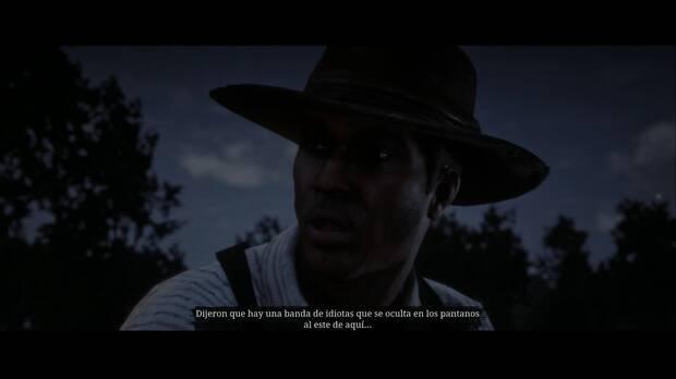 Red Dead Redemption 2 - Predicando el perdón a su paso: Lenny ha localizado a unos traficantes
