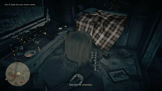 Red Dead Redemption 2 - A la caza del mago: localiza todas las pistas
