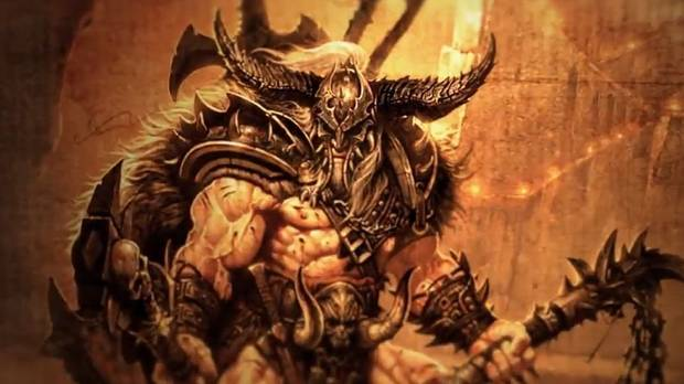 Diablo 3 Eternal Collection - Barbaro