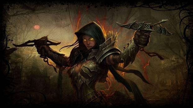 Diablo 3 Eternal Collection - Cazador de demonios