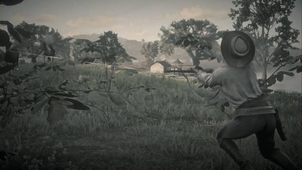 Red Dead Redemption 2 - Carne de caballo para cenar: disparo a la cabeza