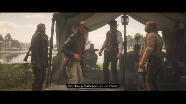 Red Dead Redemption 2 - Bienaventurados los pacificadores: nadie confía en los O'Driscoll