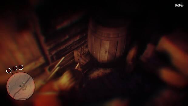 Red Dead Redemption 2 - Bienaventurados los pacificadores: Arthur recupera su equipo