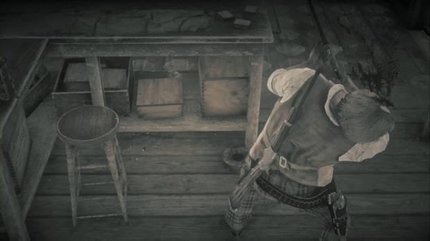 Red Dead Redemption 2 - Breve paseo en una bonita ciudad: disparo a la cabeza