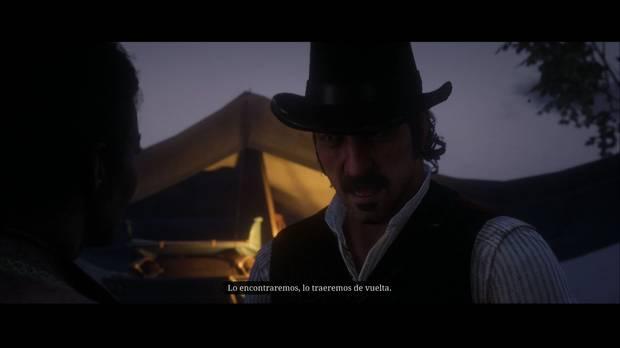 Red Dead Redemption 2 - Disputas familiares pasadas y presentes: Dutch se compromete a traer a Jack de vuelta