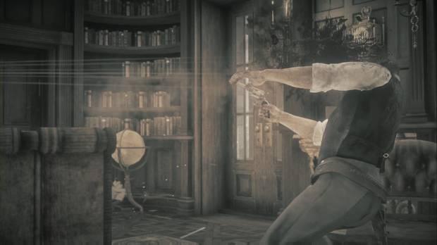 Red Dead Redemption 2 - Disputas familiares pasadas y presentes: disparo a la cabeza