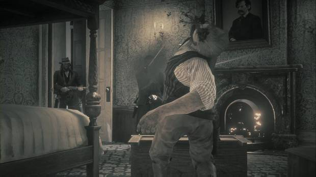 Red Dead Redemption 2 - Disputas familiares pasadas y presentes: Gerald y Gareth Braithwaite mueren
