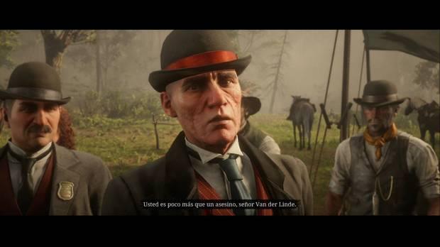 Red Dead Redemption 2 - La batalla de Shady Belle: Milton amenaza de muerte a la banda