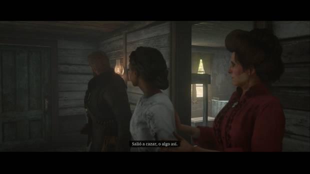 Red Dead Redemption 2 - No, no y mil veces no: Tilly está a salvo