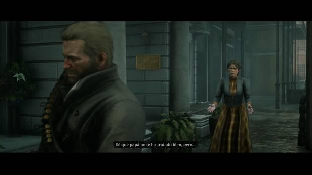 Red Dead Redemption 2 - La paternidad y otros sueños: Mary necesita ayuda con su padre