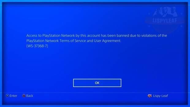 Baneos masivos de cuentas de PS4 a causa de códigos de juegos de PSN Imagen 2
