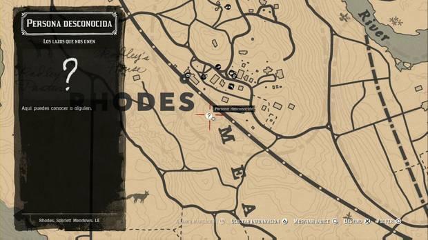 Red Dead Redemption 2 - Misiones de forastero: Los lazos que nos unen