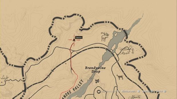Red Dead Redemption 2 - Misiones de forastero: localización de Marko Dragic (Parte II)