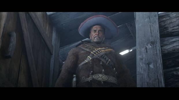 Red Dead Redemption 2 - Pistoleros: Flaco Hernández