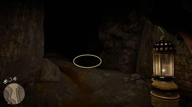 localización del tesoro de rastro venenoso 1